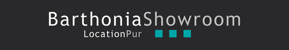 Barthonia Showroom Retina Logo